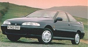 S Coupe (1990 - 1995)