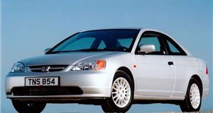 Civic Coupe (1994 - 2003)