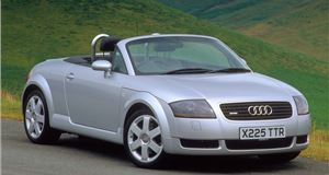 Top 10: Used convertibles for £3000 or less