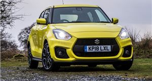 Swift Sport (2018 on)