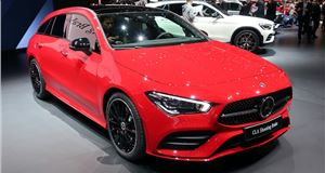 CLA Shooting Brake (2019 on)