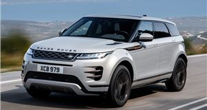Range Rover Evoque (2019 on)