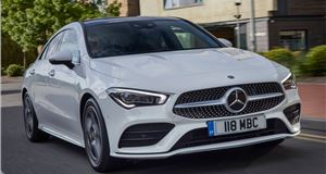 CLA Coupe (2019 on)