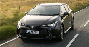 Corolla Touring Sports (2019 on)