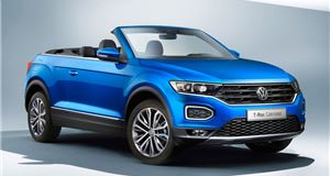 T-Roc Cabriolet (2020 on)