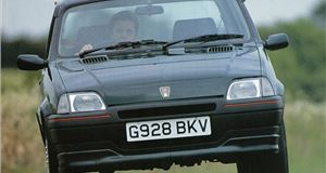 Hidden Hero: Rover Metro GTi 16v