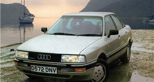 Hidden Hero: Audi 90