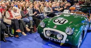 Top 10: Cars sold at the NEC classic motor show auction 2019