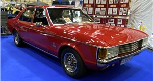 Top 10: Cars from the NEC classic motor show
