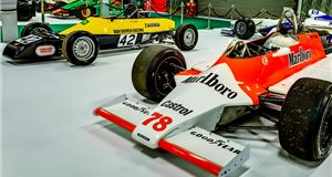 Race Retro celebrates 70 years of Formula One with 'The Greatest Grid'