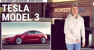 VIDEO: Tesla Model 3 review - like the future got trapped inside the past
