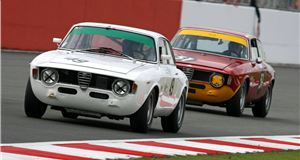 Alfa Romeo anniversary races set for Silverstone