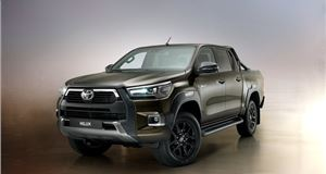 2021 Toyota Hilux gets updated styling and new 2.8-litre engine