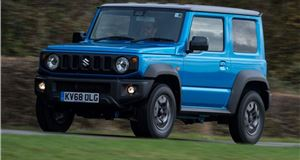 The end of the road for the Suzuki Jimny