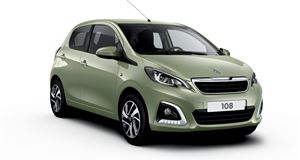 Peugeot 108 gets updated interior and more personalisation options