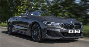 8 Series Convertible (2019 on)