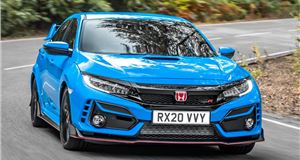 Civic Type R (2017 on)