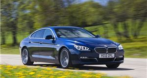 6 Series Gran Coupe (2012 - 2018)