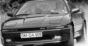 Supra and Supra Turbo (1986 - 1993)