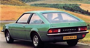 Cavalier Coupe and Sportshatch (1975 - 1981)
