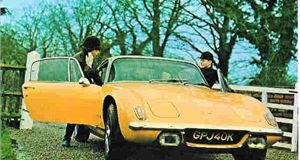 Elan Plus Two (1969 - 1974)