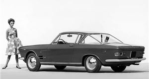 2300 and 2300S Coupe (1961 - 1968)