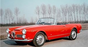 2000 and 2600 Spider (1958 - 1965)