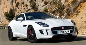 F-Type Coupe (2014 on)