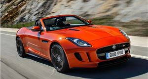 F-Type Convertible (2013 on)