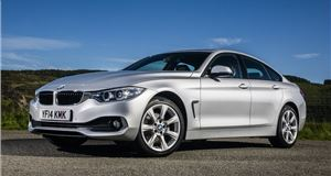 4 Series Gran Coupe (2014 on)