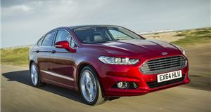 Mondeo (2015 on)