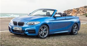 2 Series Convertible  (2015 on)