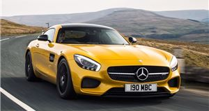 AMG GT (2015 on)