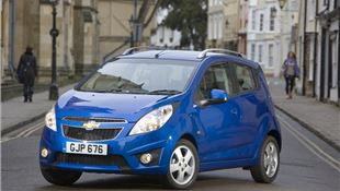 Chevrolet Spark 2010 2015 Real Mpg Honest John