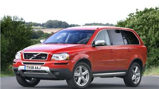 Volvo xc90 2002 2015 real mpg honest john real mpg publicscrutiny Image collections