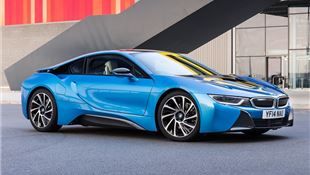 Bmw I8 2014 On Real Mpg Honest John
