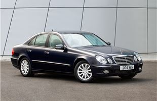 Mercedes Benz E Class W211 2002 2009 E280 Real Mpg