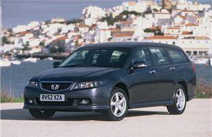 Honda Accord Tourer (2003   2008) 2.4 I VTEC