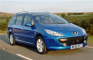 peugeot 307 sw 2002 2008 2 0 hdi real mpg honest
