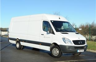 Exceptional Mercedes Benz Sprinter 2006 311CDI