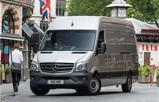 Mercedes Benz Sprinter 2013 310 CDI