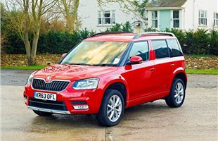 Skoda Yeti 2009 2017 1 2 Tsi 110 Real Mpg Honest John