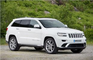 Jeep Grand Cherokee (2011 On) 3.0 CRD