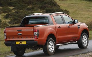 ford ranger 2012 road test road tests honest john. Black Bedroom Furniture Sets. Home Design Ideas