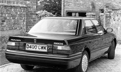 1992 rover 827 sterling saloon classic cars for sale honest john. Black Bedroom Furniture Sets. Home Design Ideas