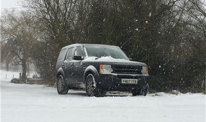 Land Rover Discovery Owners Reviews Honest John - Alpina discovery review