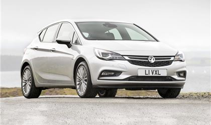 Vauxhall Astra 2015 On Owners Reviews Honest John