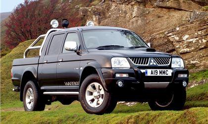 Mitsubishi L200 2000 - Owners' Reviews | Honest John