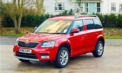 Skoda Yeti 2009 2017 Owners Reviews Honest John