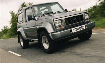 Daihatsu Fourtrak 1985 Owners Reviews Honest John
